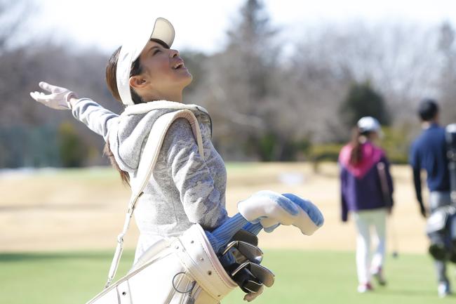 ゴルフ場での一日の流れ