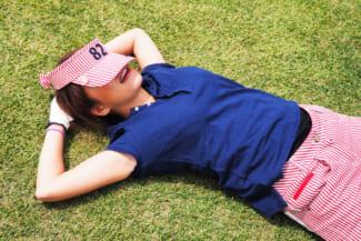ゴルフ練習場では打てるのにコースでは打てない…その原因の1つは心拍数?