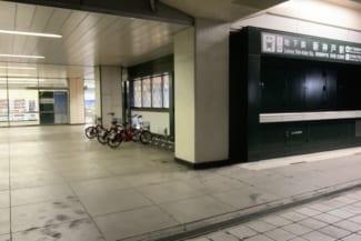コベリン(神戸の自転車レンタル)で新神戸はどこにある?(where is shinkobe bicycle port?)