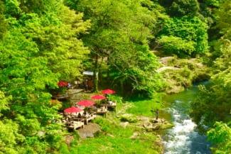 【石川県】加賀市にあるゴルフ場からアクセスしやすい!温泉街の公衆浴場3選