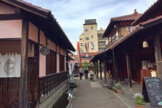 【石川県】夏だ! 女子旅♪ 旅ゴルフ♪ 山中温泉、山代温泉、片山津温泉の見どころ