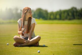 ゴルフでダイエット!効果やダイエット効果の高め方とは?