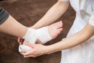 ゴルフの怪我の種類はどんなものがある?対処法は?