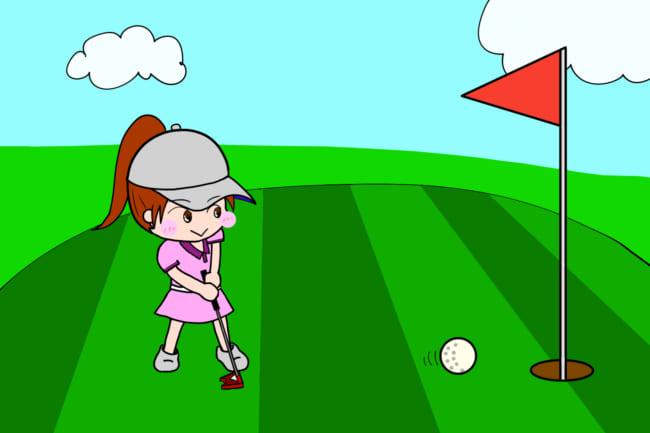 ファッションもグルメも妥協できない!女の子目線でゴルフを楽しもう
