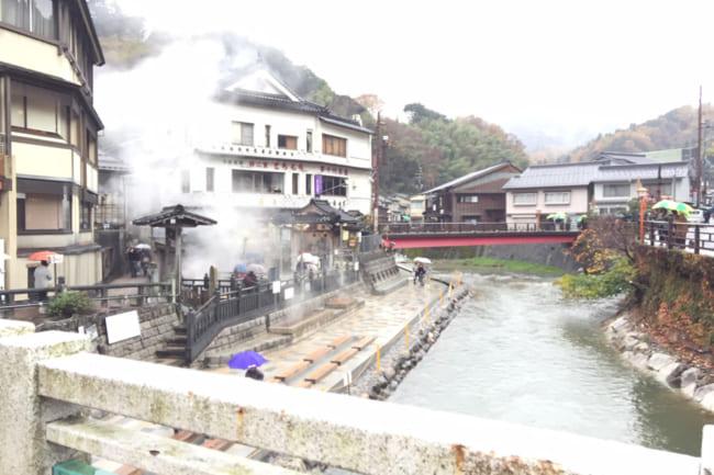 【兵庫県】秋の行楽シーズンに♪湯村温泉へ行こう!