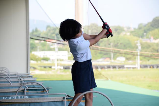 【第二の渋野日向子】ゴルフは才能が9割?姉妹にゴルフ教えたら…