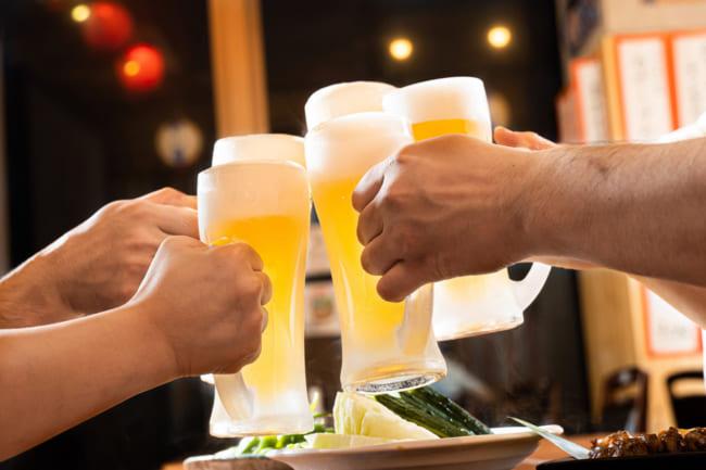 ゴルフで酒に溺れる1日を紹介!朝から飲んで幸せ!
