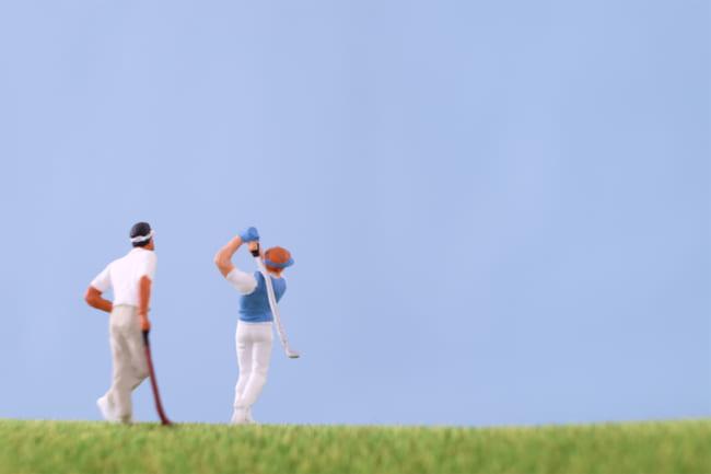 初心者が1日でも早くゴルフが上手くなる方法!それは好きなプロを見付ける事です
