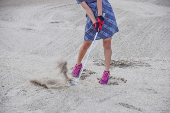 【即効性あり】ゴルフで同じミスが続く時の対処方法!1度大きなミスショットを打ちましょう!